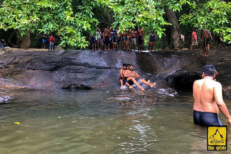 sooriya arana water activities