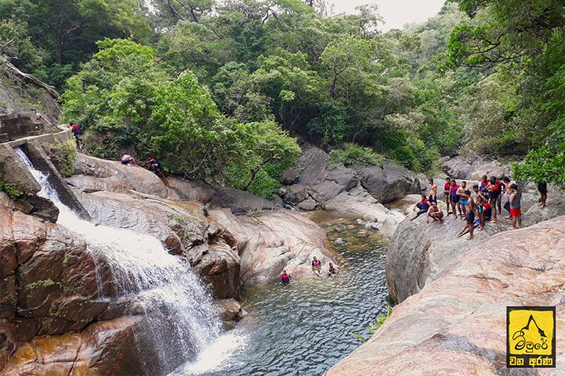 7 waterfall activities at meemure
